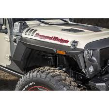 jeep body armor rugged ridge 11615 06 xhd armor fenders and liner kit 4 door