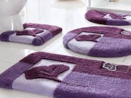 Best Bathroom Rugs Purple Bathroom Set With Bath Rug Bath Rugs