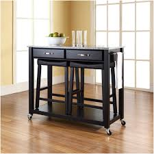 interior white laminated countertop oak varnished cabinet black pottery barn kitchen islands stools
