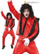 michael jackson costume ebay