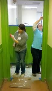 Harbor Light Center Community Service Day Draws Volunteers From Across The Institute