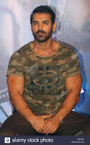 bollywood actor john abraham during the trailer launch of film