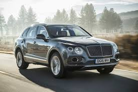 bentley bentayga 2016 bentayga lifts bentley u0027s sales to new heights in 2016
