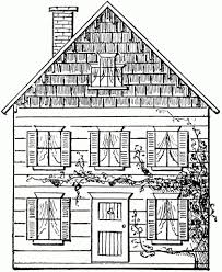 simple drawing of a house victorian house drawing simple how to