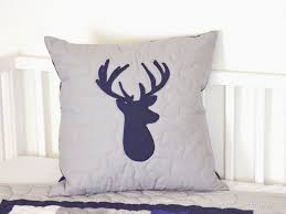 Deer Nursery Bedding Deer Blanket Elk Chevron Quilt Hunting Nursery Boy Woodland