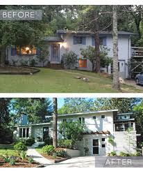 interior design for split level homes split level remodel before and after split level exterior remodel