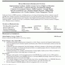 Project Manager Resume Tell The Company Or Organization It Pm Resume Project Manager Resume Tell The Company Or