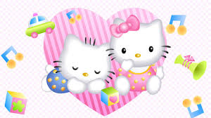 hello kitty wallpaper desktop wallpapersafari