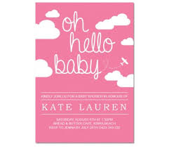 hello baby shower hello baby baby shower invitations
