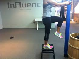 move of the week the step up into reverse lunge
