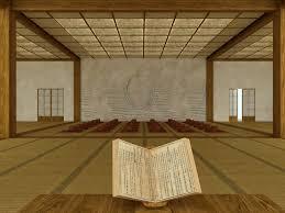 japanese meditation room 3d cgtrader