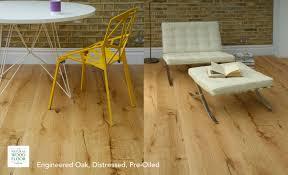 Aged And Distressed Wood Flooring Natural Wood Floor Co - Antique oak engineered flooring