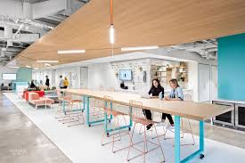 Office Canteen Design by 5 Bold Fashion And Beauty Offices