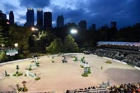 rolex central park horse show returns to new york where georgina