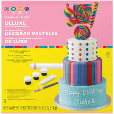 Dylan s Candy Bar Deluxe Cake Decorating Kit