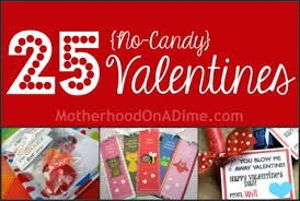candy valentines 25 non candy ideas for kids kids activities saving