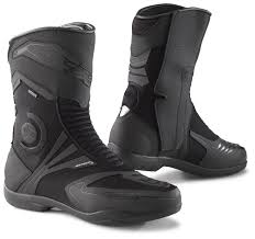 buy motorcycle boots tcx airtech evo gore tex boots revzilla