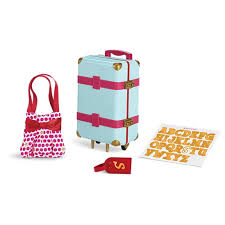 travel suitcase images Travel in style luggage american girl