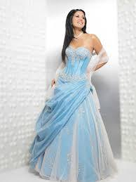 blue wedding dress designer royal blue and white wedding dress rosaurasandoval com