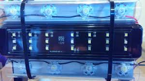 fluval edge marine light fluval edge diy led upgrade kits