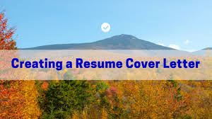 creating a resume cover letter top job skills
