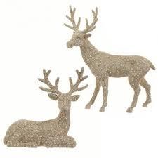 christmas deer rhinestone deer raz christmas deer in burlington nc stainback