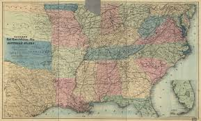 Confederate States Map by Three Years In The Cs Army A Diary Of A Confederate Soldier By