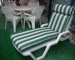 home design appealing white plastic garden loungers sun lounger