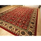 5x8 Rugs Under 100 Amazon Com Large 8x11 Area Rug For Living Room Red 8x10