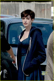 full sized photo of anne hathaway pixie haircut one day 02 photo