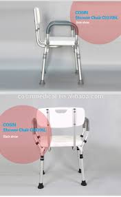 elderly bathroom safety portable shower chair bath chairs for