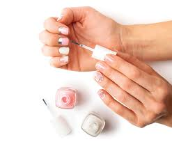 perfectly polished inspiration and tips for wedding day nails