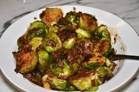 brussel sprouts for thanksgiving brussels sprouts with turkey bacon and dates pamela salzman