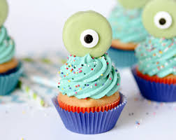 simple monster cupcakes confessions of a cookbook queen