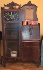 a new project antique secretary wild west woods