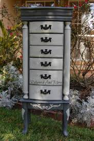 Jewelry Chest Armoire 496 Best Jewelry Box Makeovers Images On Pinterest Boxes