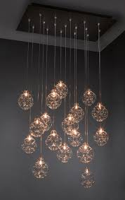 Blown Glass Chandeliers Sale Glass Pendant Chandelier Home Lighting Design Pertaining To