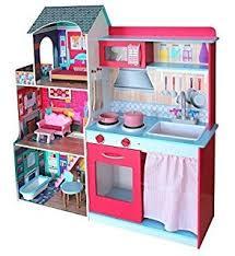 cuisine enfant 2 ans anaelle pandamoto maison de poupée en bois pour enfants plus de 3