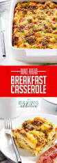 make ahead breakfast casserole my baking addiction