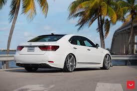 jm lexus car show lexus ls 460 f sport vossen cv3 r