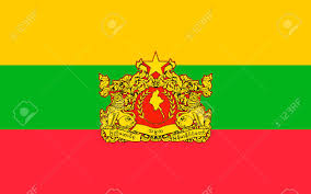 Southeast Asia Flags Flag Of Myanmar Officially The Republic Of The Union Of Myanmar