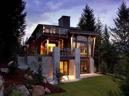 Architect House Designs 1600x1200 Modern Home Architecture In Small Village Playuna