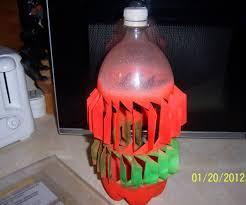 plastic bottle self extinguishing ashtray plastic bottles
