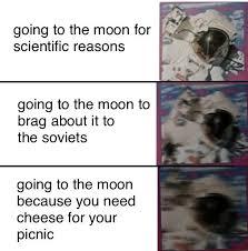 Astronaut Meme - new astronaut meme quickly on the rise invest invest memeconomy