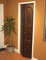 Trifold Closet Doors Plain Design Oak Bifold Closet Doors Sliding New York City Bi Fold
