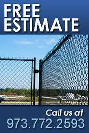 Estimates For Fence Installation by Free Fence Estimate Nj