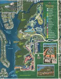 Map Of Naples Florida by About Windstar
