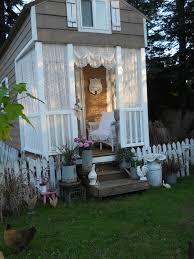 shabby chic tiny retreat my tiny porch makeover