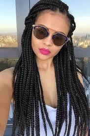 extention braid hairstyles 77 best box braids hair images on pinterest braid hair braid
