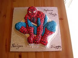 How To Decorate Spiderman Cake Spiderman Birthday Cake Dream Of Cakes